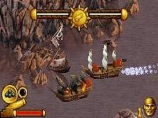 Waarbij er te land en ter zee wordt gevochten. Zonder zeeslagen is het geen Pirates of the Caribbean!