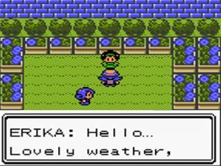 Kris, het eerste vrouwelijke speelbare personage in een Pokémon spel.