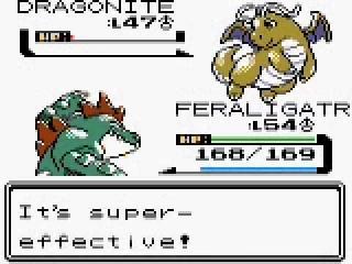 Natuurlijk zitten er in elke Pokemon game spannende gevechten!