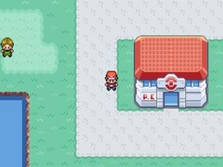 Wees op tijd bij het Pokémon Center om je Pokémon hun gezondheid te herstellen.