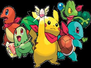 Speel met jouw favoriete Pokémon!