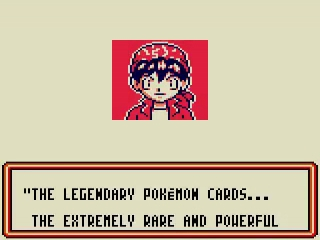 Kies een eigen naam voor je personage en verzamel zoveel mogelijk Pokémonkaarten.