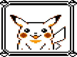 Pikachu ziet er maar bleekjes uit.