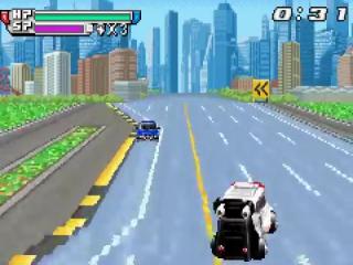 Deze keer mag je ook een wagen besturen en over de snelweg scheuren.