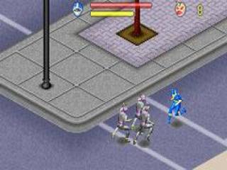 Wild Force is geen platformspel, in vergelijking met de andere titels van de Power Rangers.