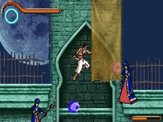 Prince of Persia The Sands of Time: Screenshot