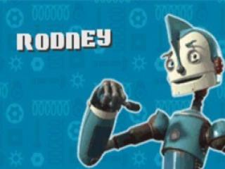 In Robots heb je de mogelijkheid om te spelen met verschillende robotten.