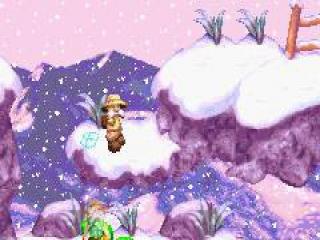 De frisse kleuren van het landschap maken van het spel een pareltje.