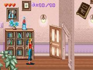 In de 16 levels zal je telkens op zoek moeten gaan naar andere items.