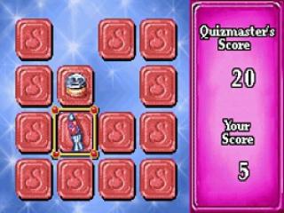 Om Sabrina's magische krachten te verbeteren zal je tussendoor enkele mini-games moeten spelen.