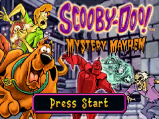 Help Scooby en Shaggy doorheen 5 levels vol griezelige spoken en monsters.