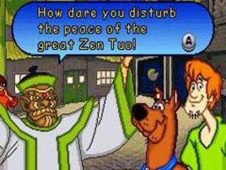 Oude bekenden uit de tekenfilmserie doen ook mee in dit spel.