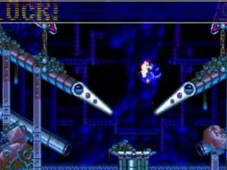 In 'Sonic Spinball' transformeert Sonic tot een balletje om punten te scoren.