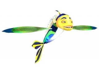 Speel als Oscar, een arme vis met grote ambitie.