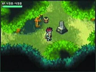 Shining Soul: Screenshot
