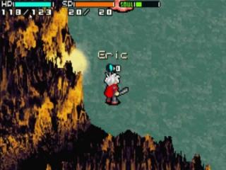 Shining Soul II: Screenshot