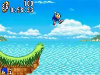 Zorg dat je voldoende snelheid hebt gemaakt voor je je aan een jump waagt.