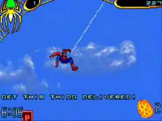 <a href = https://www.mariogba.nl/gameboy-advance-spel-info.php?t=Spider-Man target = _blank>Spiderman</a> als pizzabezorger?