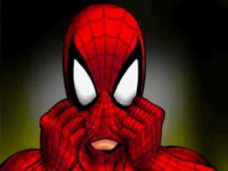 Wanneer <a href = https://www.mariogba.nl/gameboy-advance-spel-info.php?t=Spider-Man target = _blank>Spider-man</a> zijn masker aan doet weet je hoe laat het is... Tijd voor actie!