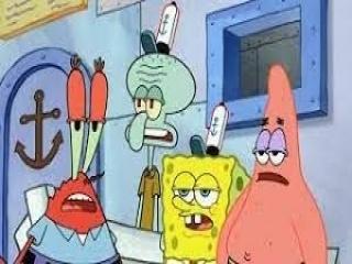 Speel als je favoriete SpongeBob-helden, zoals Mr. Krabs, SpongeBob, Patrick & Octo.