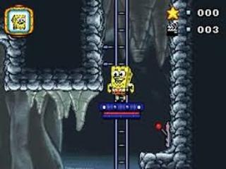 Er zitten hele leuke elementen in deze game zoals deze lift.