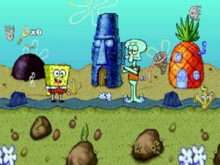 afbeeldingen voor SpongeBob SquarePants: SuperSponge