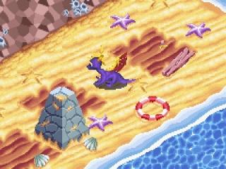 Spyro 2 Season of Flame plaatjes