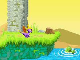 Spyro Fusion: Screenshot