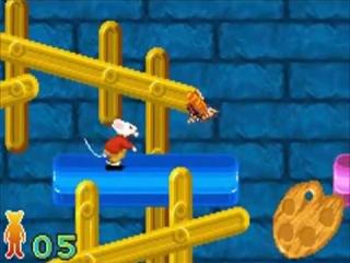 Elk van de kleurrijke levels ziet er volledig anders uit, waardoor het spel niet snel gaat vervelen!