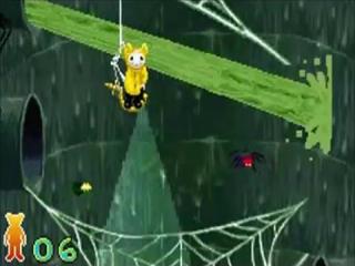 Wanneer Stuart afdaalt in een smerige riool, doet hij eerst zijn gele regenjasje aan.