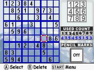 In Sudoku plaats je cijfers van 1 tot 9 zodanig dat ze in elke rij, kolom of kader slechts 1 maal voorkomen.