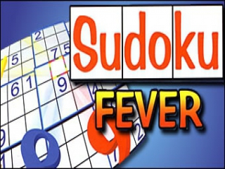Ik wist niet dat je koorts kon krijgen van Sudoku...
