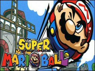 Speel met Mario...in zijn balvorm.