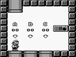In <a href = https://www.mariogba.nl/gameboy-advance-spel-info.php?t=Super_Mario_Land target = _blank>Super Mario Land</a> 2 neemt Mario het op tegen zijn aartsvijand Wario.