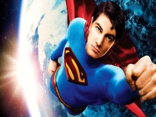 Kruip in de huid van de nieuwe Superman!