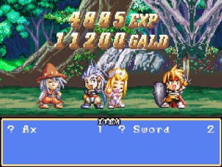 Tales of Phantasia plaatjes