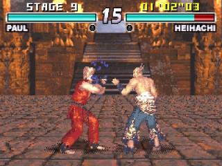 Toch indrukwekkend dat ze Tekken op de <a href = https://www.mariogba.nl/gameboy-advance-spel-info.php?t=Game_Boy_Advance target = _blank>GameBoy Advance</a> hebben gekregen.