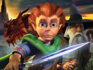 Bilbo Baggins verlaat zijn veilige Hobbit-hol en onderneemt een tocht naar de Eenzame berg.