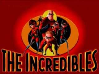 The Incredibles: Afbeelding met speelbare characters
