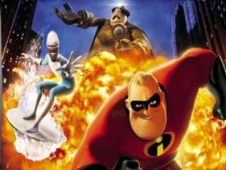 Mr. Incredible en Frozone zijn weer van de partij in dit nieuwe avontuur van <a href = https://www.mariogba.nl/gameboy-advance-spel-info.php?t=The_Incredibles target = _blank>The Incredibles</a>.