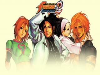 Met welke vechter word jij de nieuwe King of Fighters?