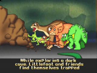 Je vrienden zitten vast in een grot. Het is jouw taak om ze veilig terug naar de grote vallei te brengen.