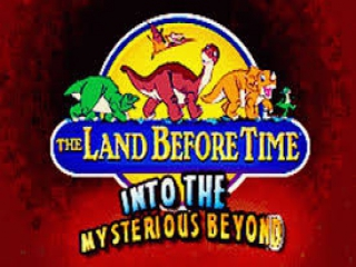 The Land Before Time: Into the Mysterious Beyond: Afbeelding met speelbare characters