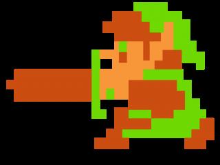Link keert terug op de <a href = https://www.mariogba.nl/gameboy-advance-spel-info.php?t=Game_Boy_Advance target = _blank>Gameboy Advance</a> in de allereerste Zelda-game.
