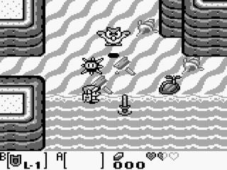 Link is het speelbare personage, zoals in vele Zelda spellen.