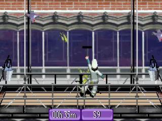 In een stad vol schijtende duiven heeft de ramenwasser de moeilijkste job.