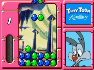 Tiny Toon Adventures Wacky Stackers plaatjes