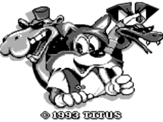 Titus the Fox is een platformspel gemaakt door Titus Interactive in 1991.