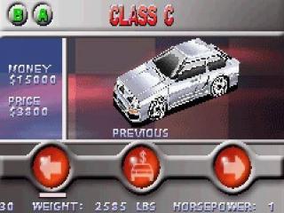 Race met sportwagens uit verschillende klassen.