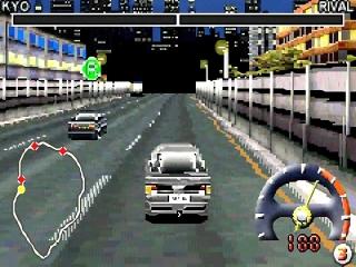 Tokyo Xtreme Racer Advance plaatjes